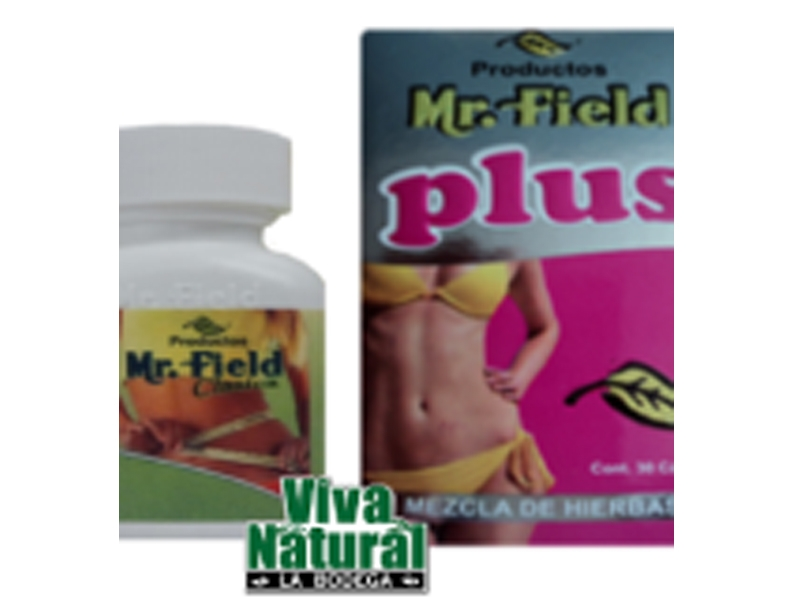Mr. Field Clasica y Plus Combo